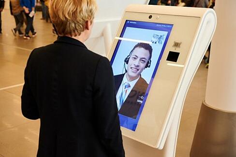 video-calling-airport-information-point