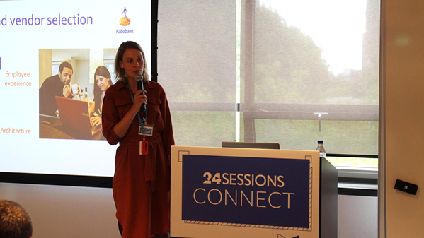 Rabobank at 24sessions Connect19