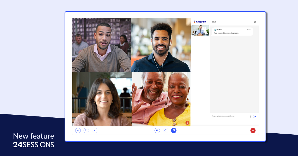 New: improving group video calls with Grid View