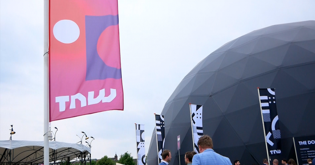 24sessions at TheNextWeb 2018